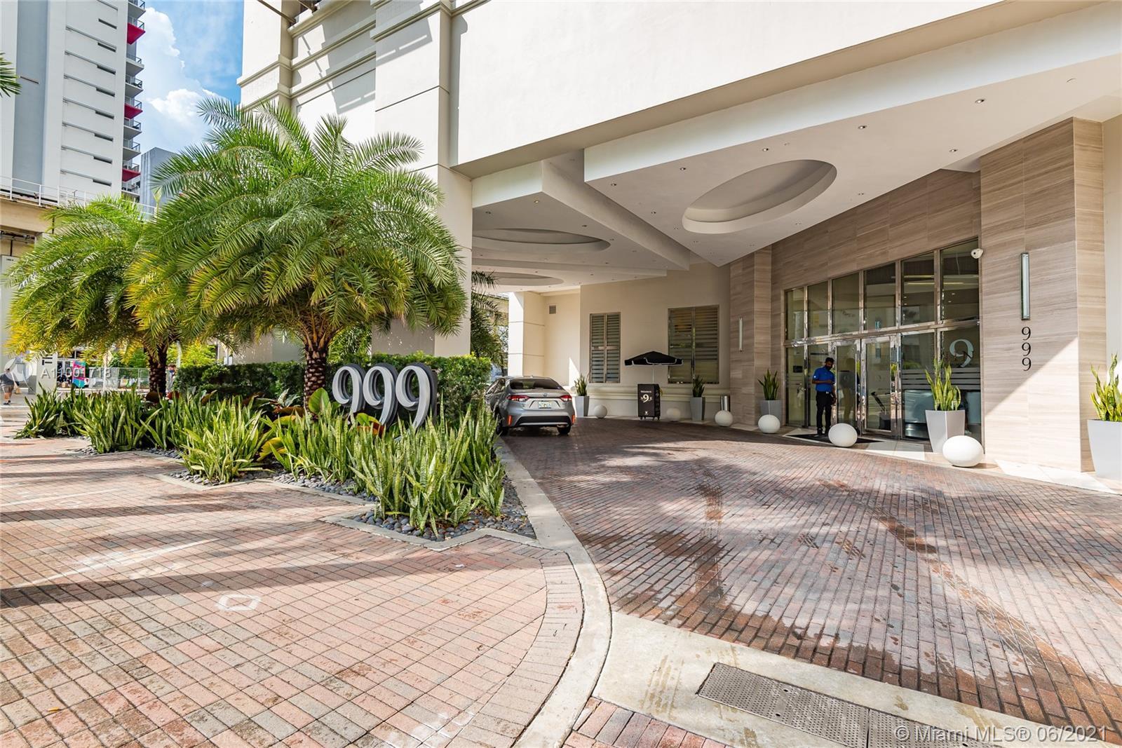 NINE at Mary Brickell #2506 - 999 SW 1st Ave #2506, Miami, FL 33130