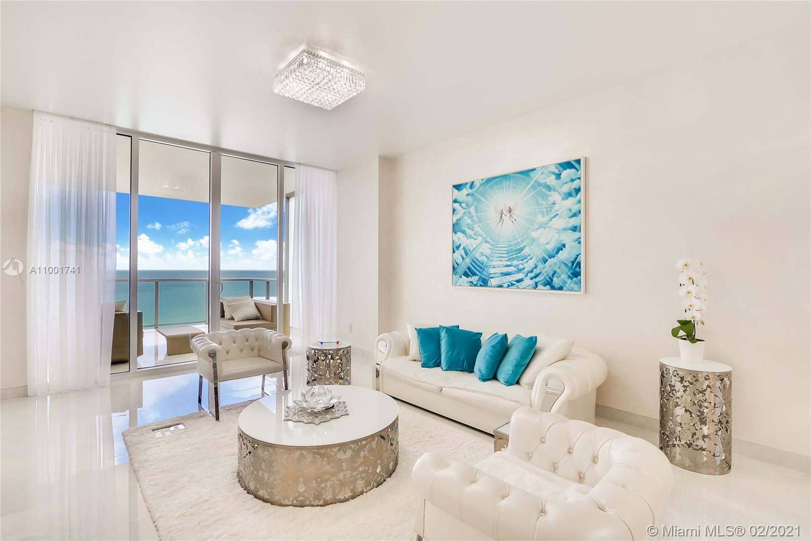 St Regis Bal Harbour Center Tower #2508 - 9703 Collins Ave #2508, Bal Harbour, FL 33154