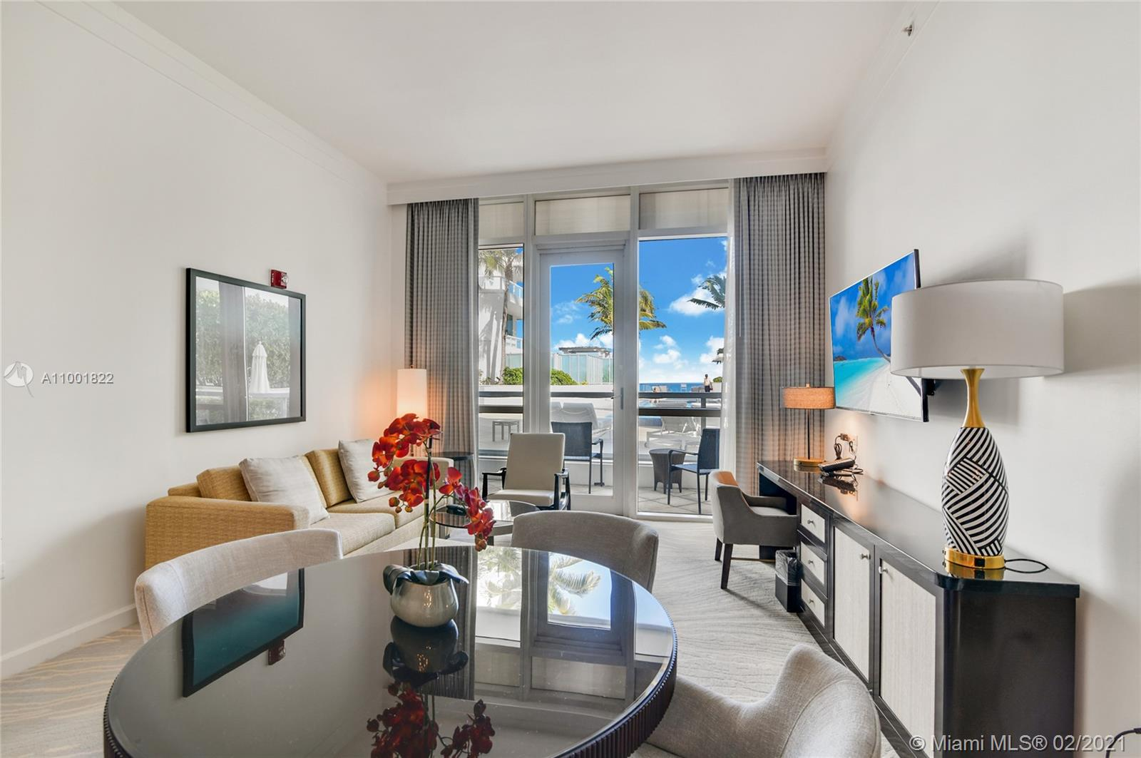 Fontainebleau Sorrento #523-522 - 4391 Collins Ave #523-522, Miami Beach, FL 33140