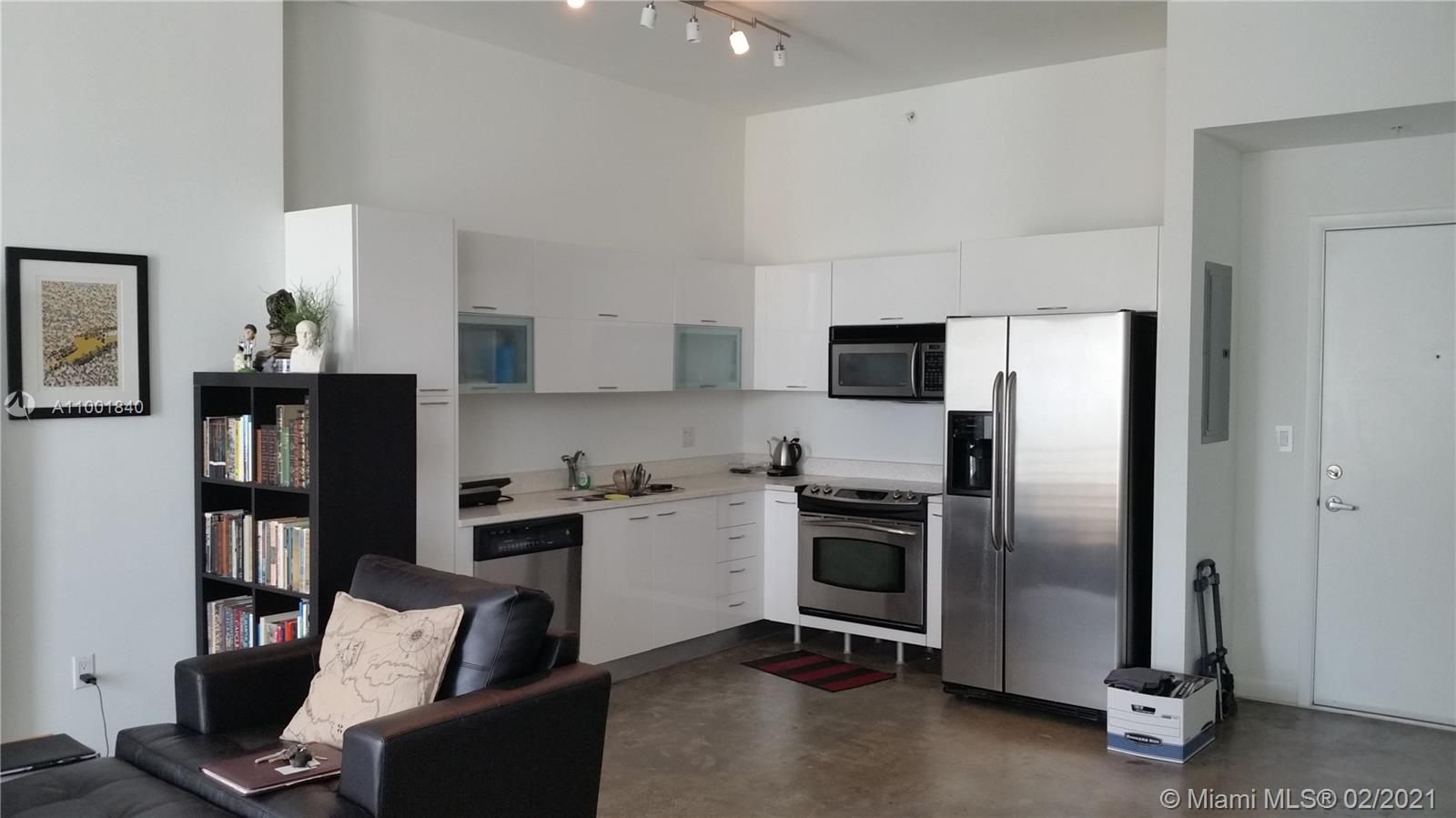 The Loft Downtown #2107 - 133 NE 2nd Ave #2107, Miami, FL 33132