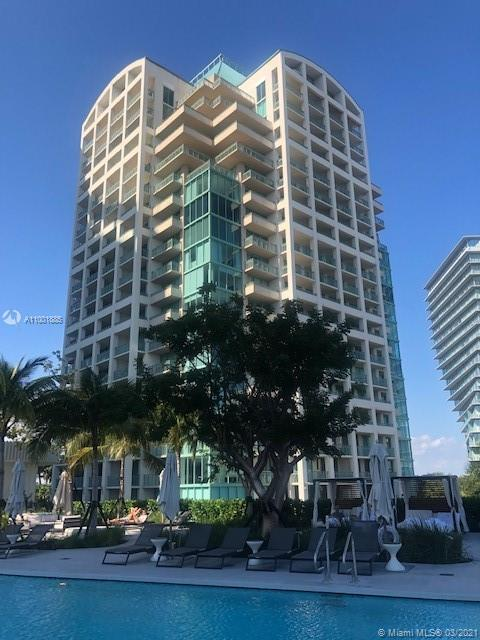 The Tower Residences #1206 - 3400 SW 27 AVE #1206, Miami, FL 33133