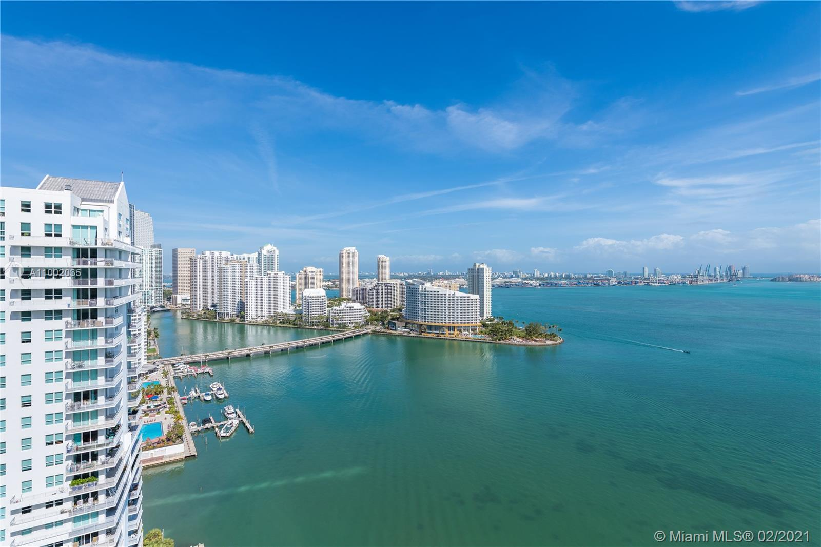 The Mark on Brickell #3010 - 1155 Brickell Bay Dr #3010, Miami, FL 33131