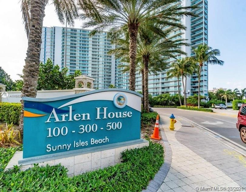 Arlen House #1906 - 100 Bayview Dr #1906, Sunny Isles Beach, FL 33160