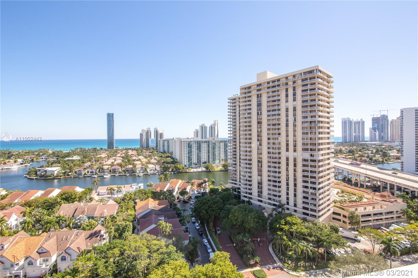 Marina Tower #18E - 19500 Turnberry Way #18E, Aventura, FL 33180
