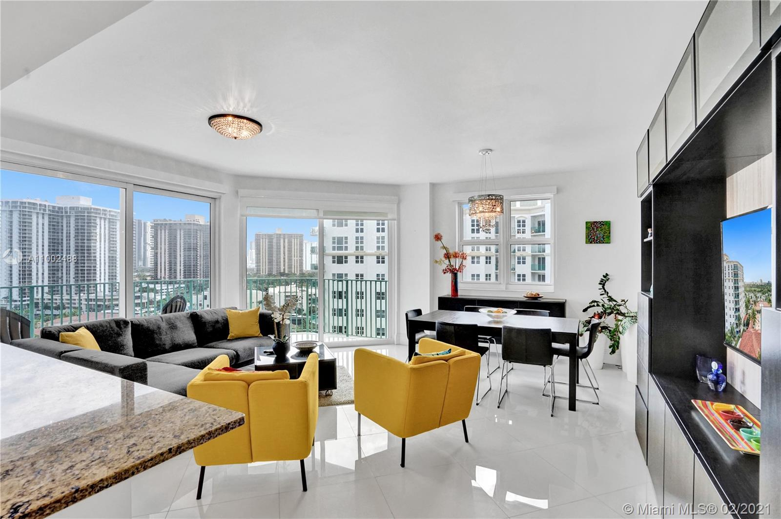 Turnberry Village North Tower #1201 - 20000 E Country Club Dr #1201, Aventura, FL 33180
