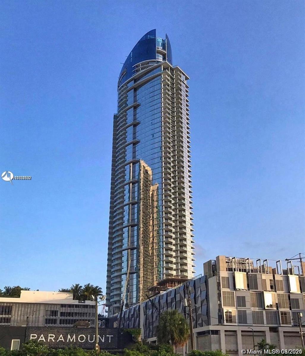 Paramount Miami Worldcenter #2200 - 851 NE 1st Ave #2200, Miami, FL 33132
