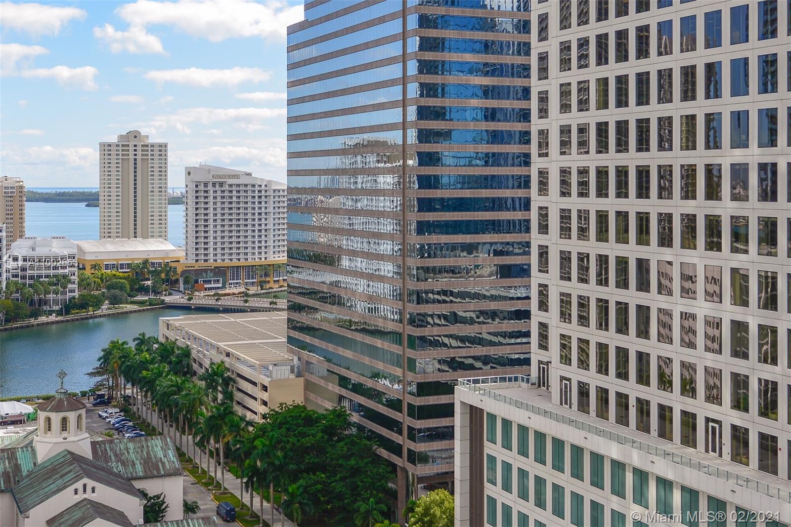 500 Brickell East Tower #2102 - 55 SE 6th St #2102, Miami, FL 33131