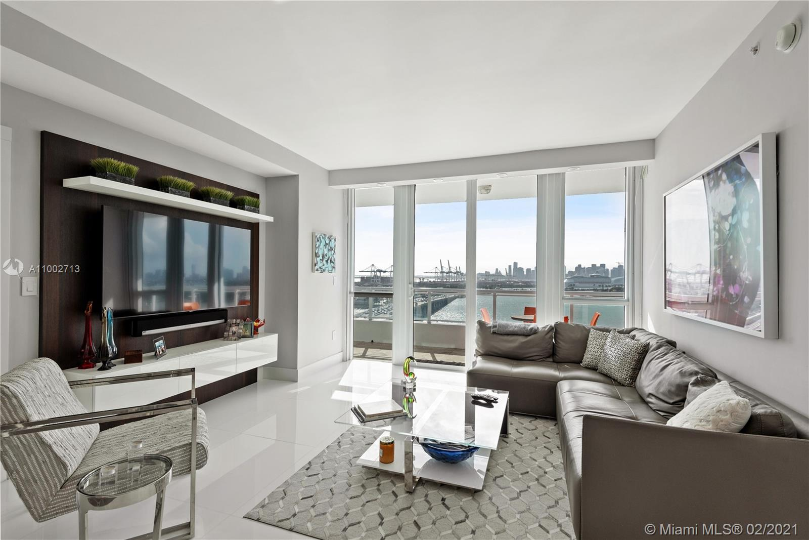 Bentley Bay South Tower #1402 - 520 West Ave #1402, Miami Beach, FL 33139