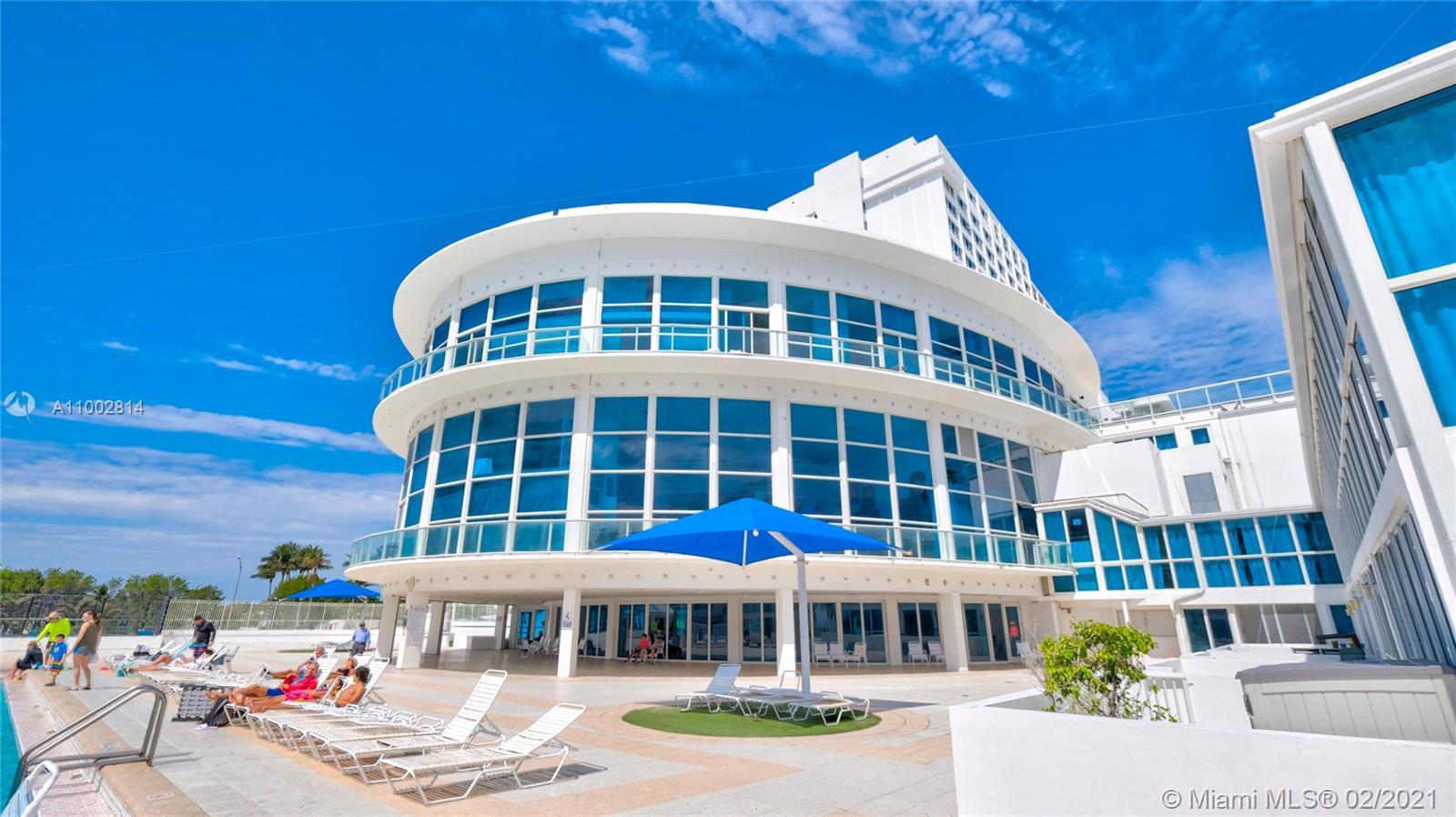 Castle Beach Club #501 - 5445 Collins Ave #501, Miami Beach, FL 33140
