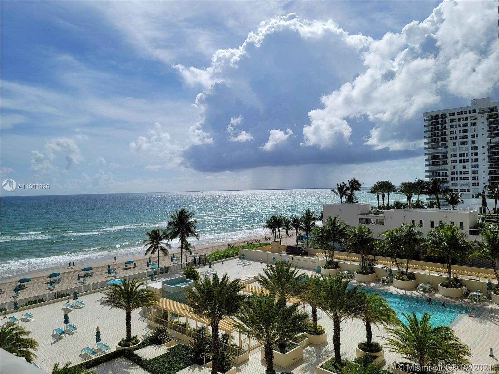 The Wave #616 - 2501 S Ocean Dr (available June)) #616, Hollywood, FL 33019