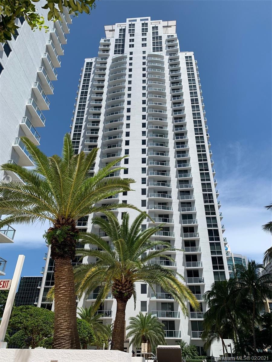 1060 Brickell West Tower #805 - 1060 BRICKELL AV #805, Miami, FL 33131