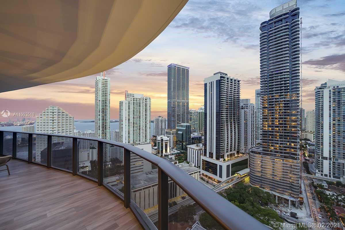 SLS Lux Brickell #2801 - 801 S Miami Ave #2801, Miami, FL 33130