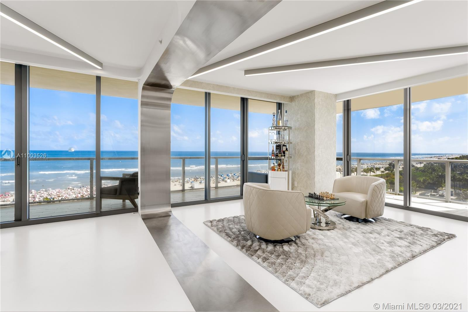 W South Beach #726/728/730 - 2201 Collins Ave #726/728/730, Miami Beach, FL 33139