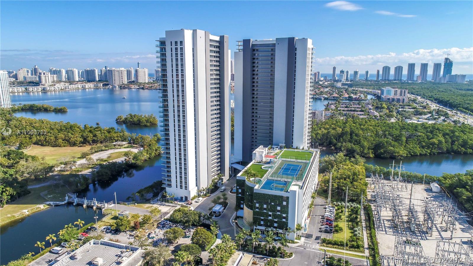The Harbour #1218 - 16385 Biscayne Blvd #1218, North Miami Beach, FL 33160