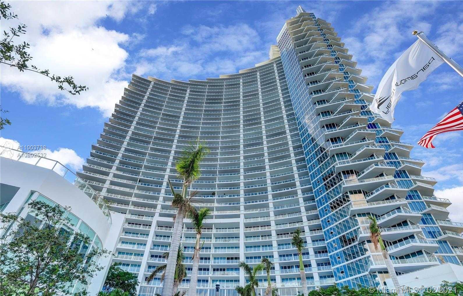 Paramount Bay #2209 - 2020 N Bayshore Dr #2209, Miami, FL 33137