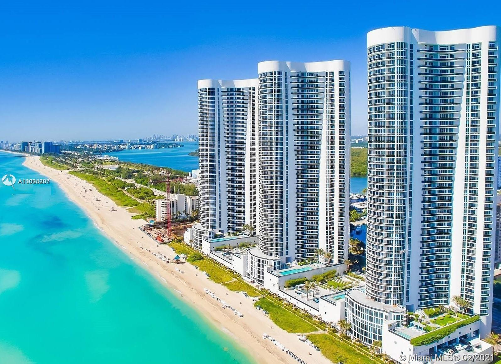 Trump Tower III #2107 - 15811 Collins Ave #2107, Sunny Isles Beach, FL 33160