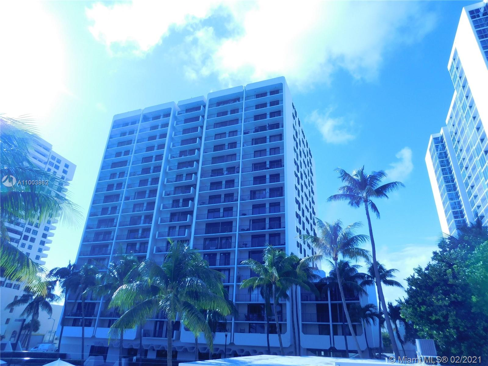 Ocean Front Plaza #404 - 2625 E Collins Ave #404, Miami Beach, FL 33140