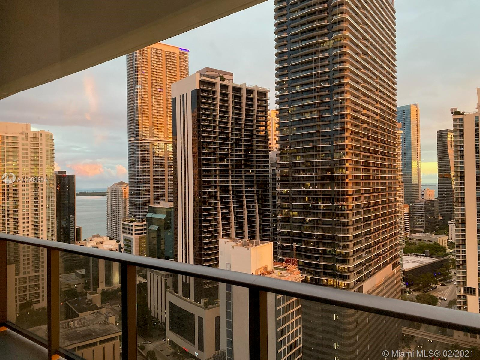 Brickell Heights East Tower #2905 - 45 SW 9th St #2905, Miami, FL 33130