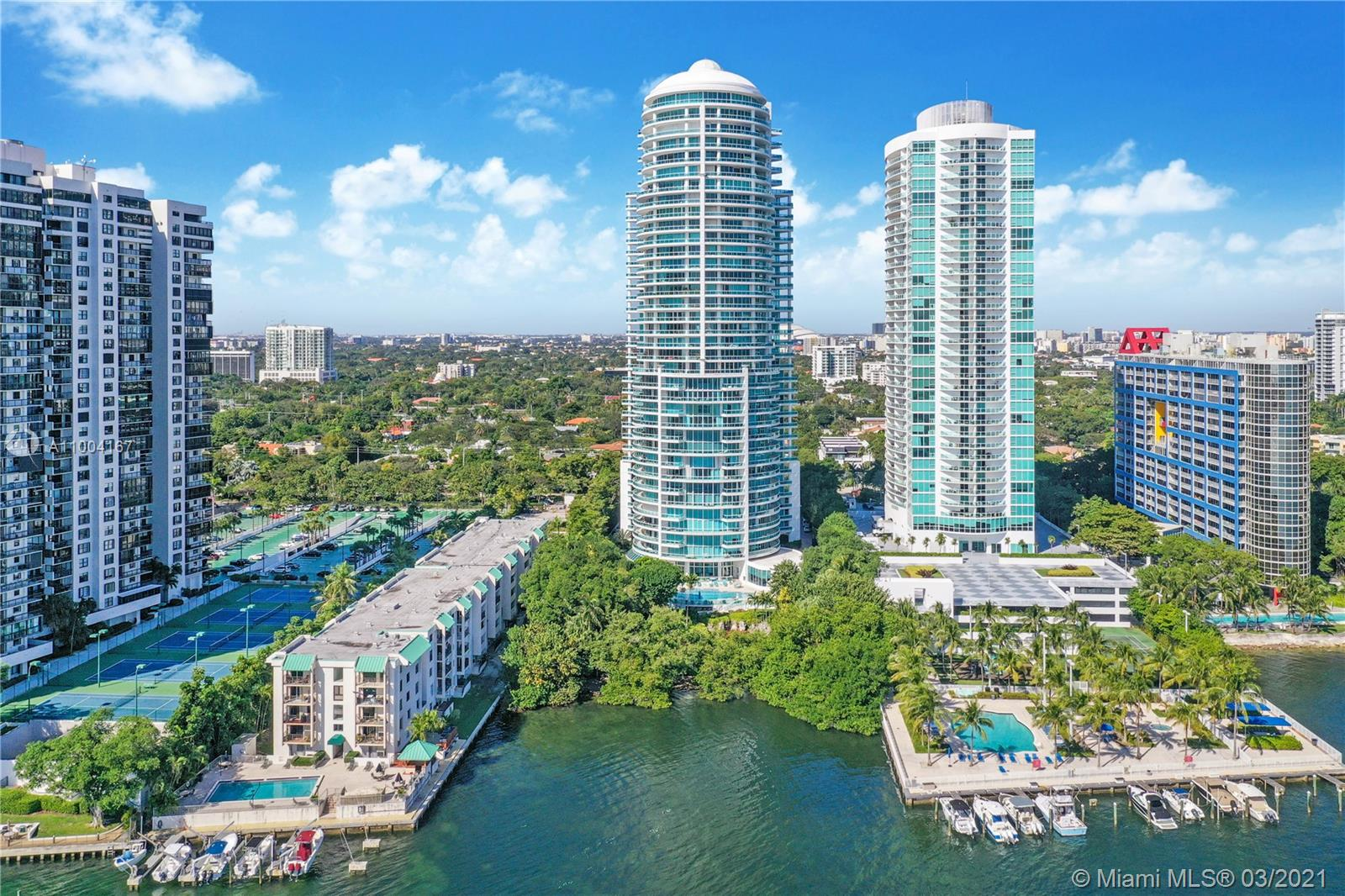 Bristol Tower #702 - 2127 Brickell Ave #702, Miami, FL 33129