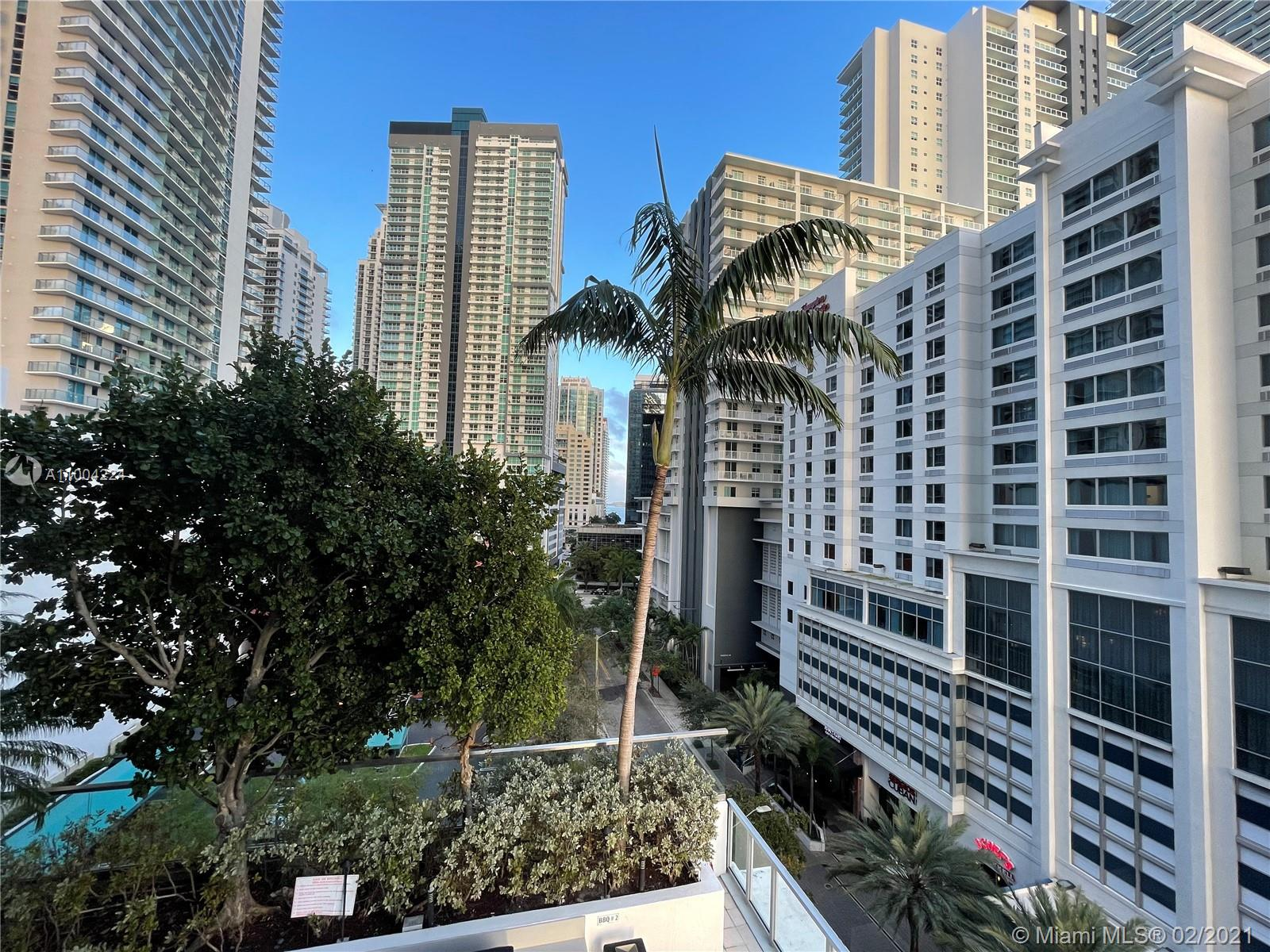 Axis on Brickell South Tower #1006-S - 79 SW 12th St #1006-S, Miami, FL 33130