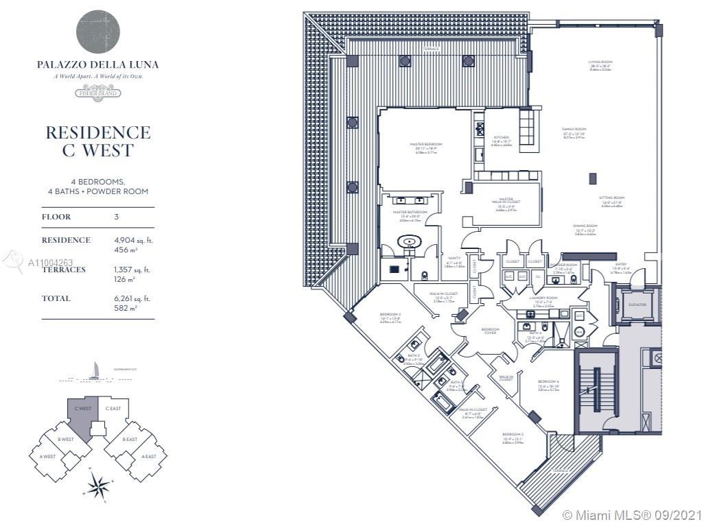 Palazzo Della Luna #6833 - 6800 Fisher Island Dr #6833, Miami Beach, FL 33109