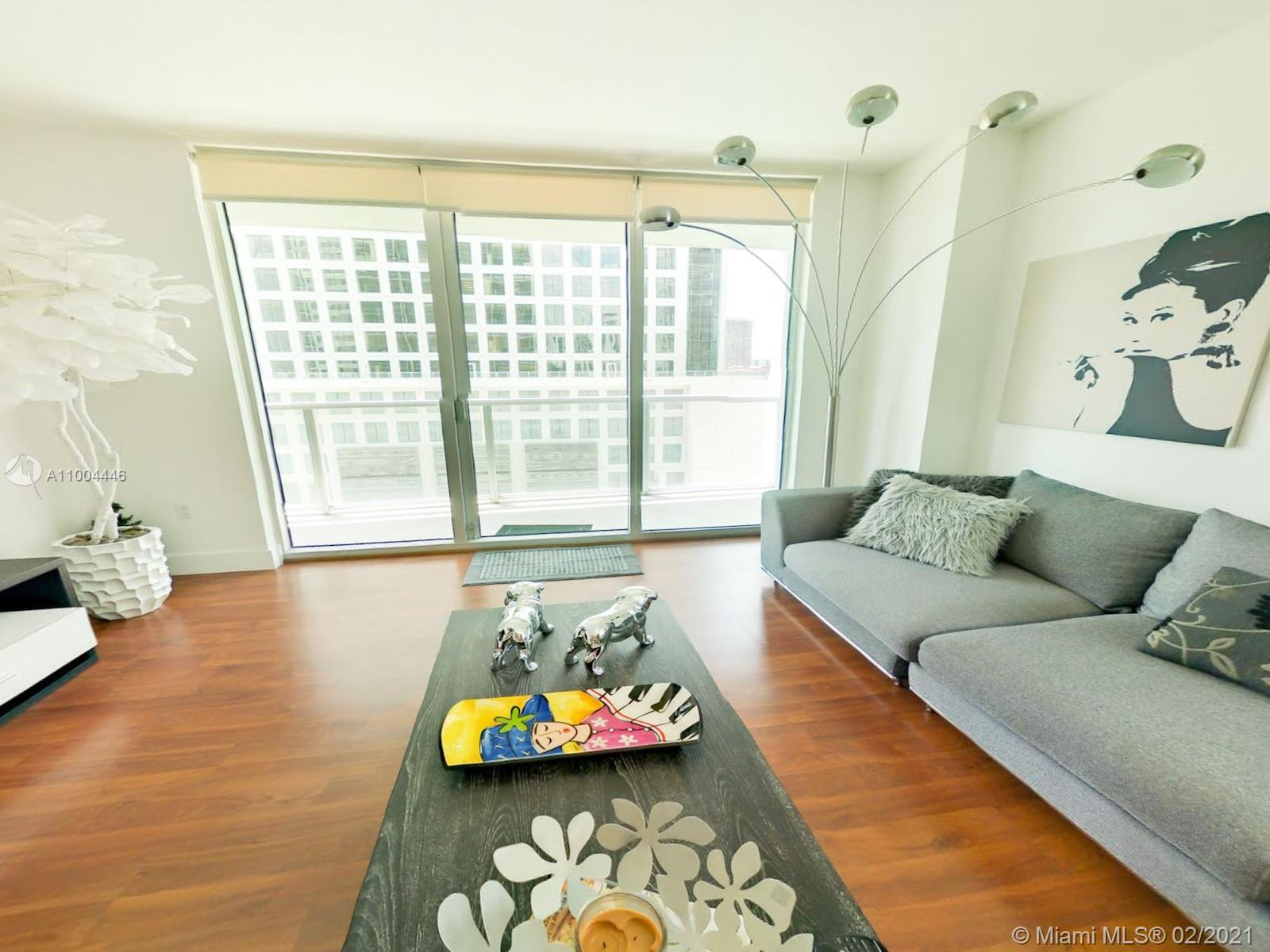 500 Brickell West Tower #1410 - 500 Brickell Ave #1410, Miami, FL 33131