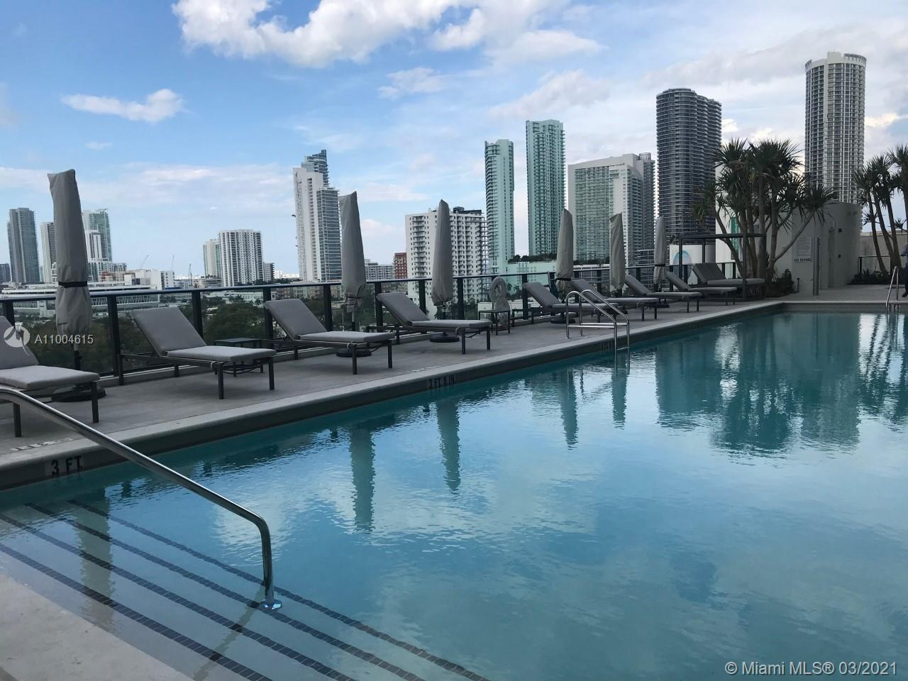 Canvas #1807 - 1600 NE 1st Ave #1807, Miami, FL 33132