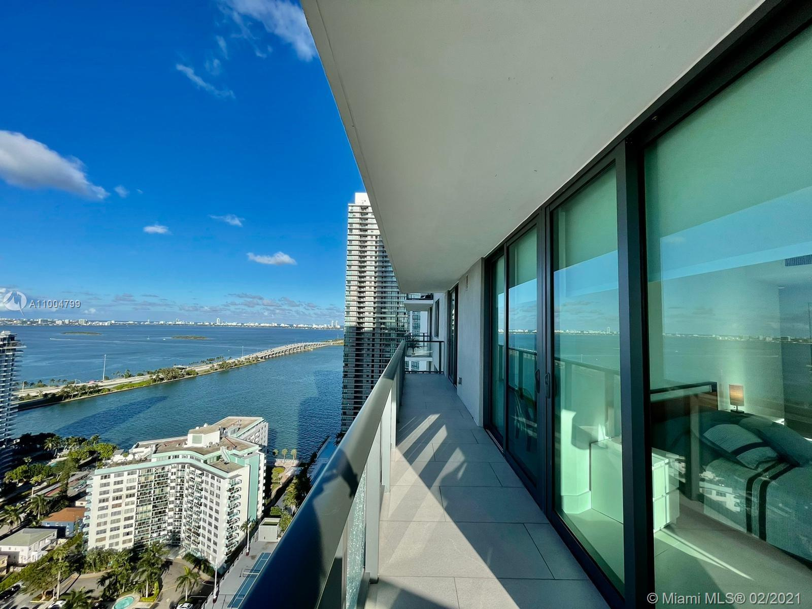 Paraiso Bayviews #2910 - 501 NE 31st St #2910, Miami, FL 33137