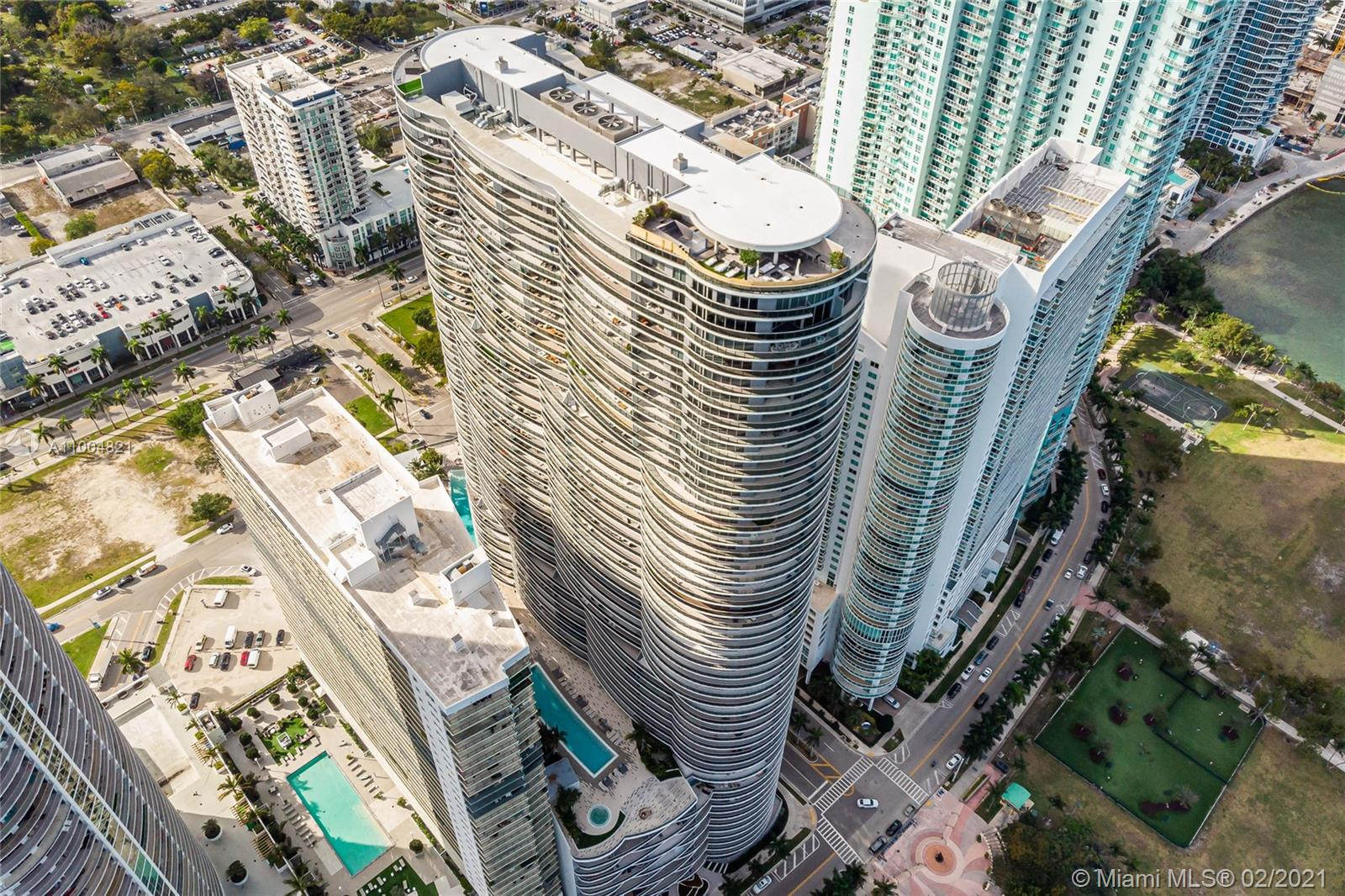 Aria on the Bay #2210 - 488 NE 18th St #2210, Miami, FL 33132