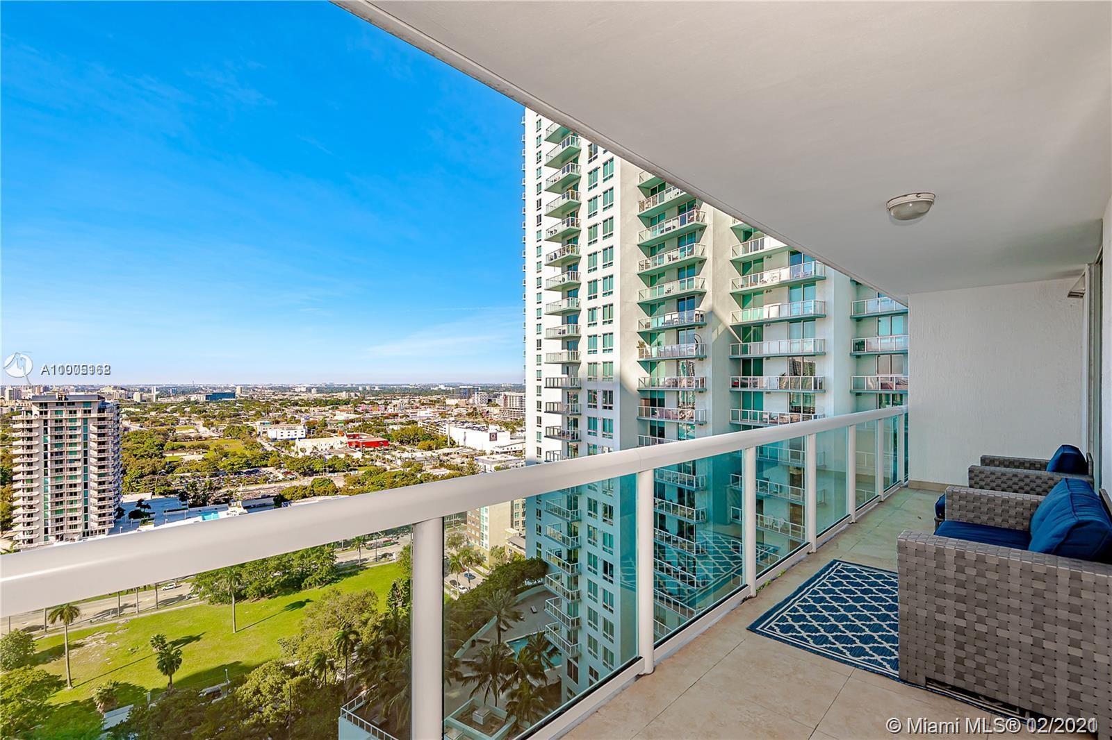 1800 Club #2606 - 1800 N Bayshore Dr #2606, Miami, FL 33132