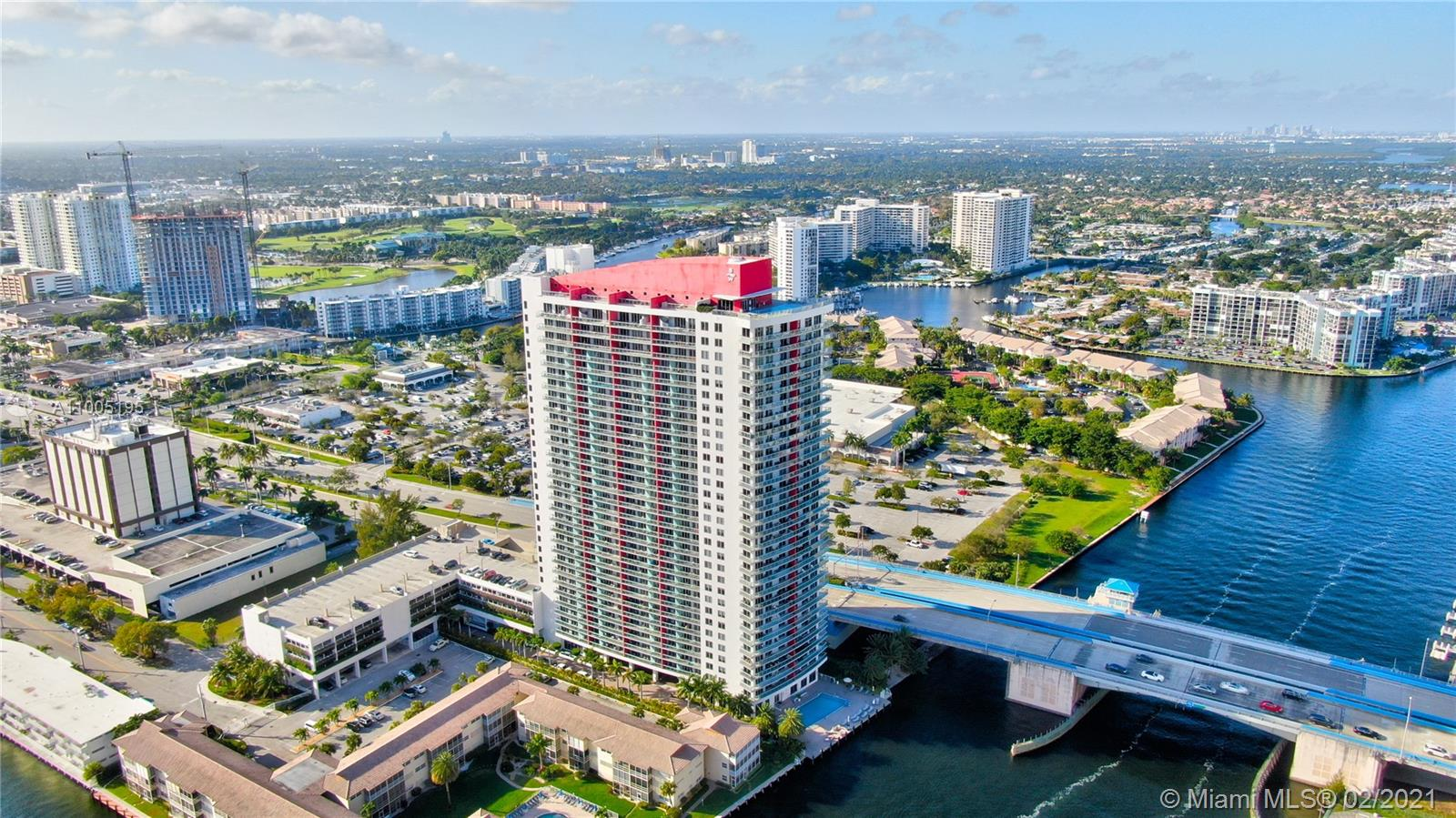 Beachwalk #R710 - 2602 E Hallandale Beach Blvd #R710, Hallandale Beach, FL 33009