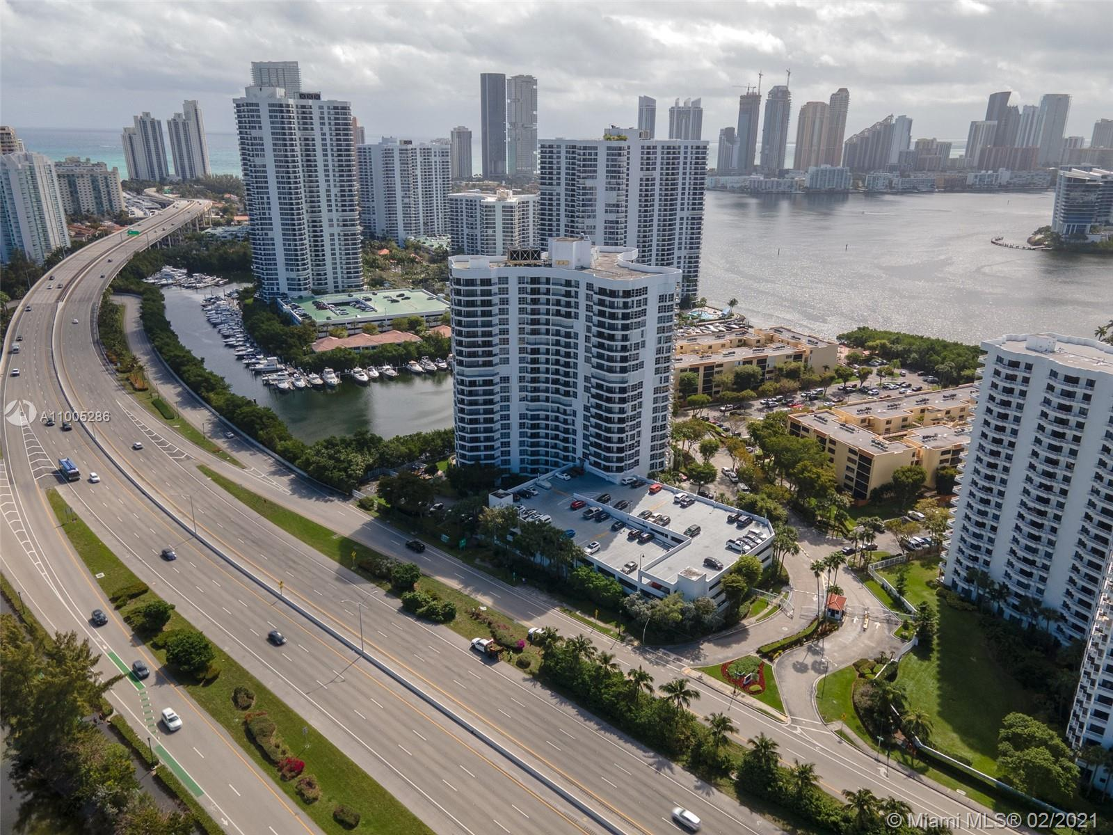 Mystic Pointe Tower 600 #1202 - 3400 NE 192nd St #1202, Aventura, FL 33180