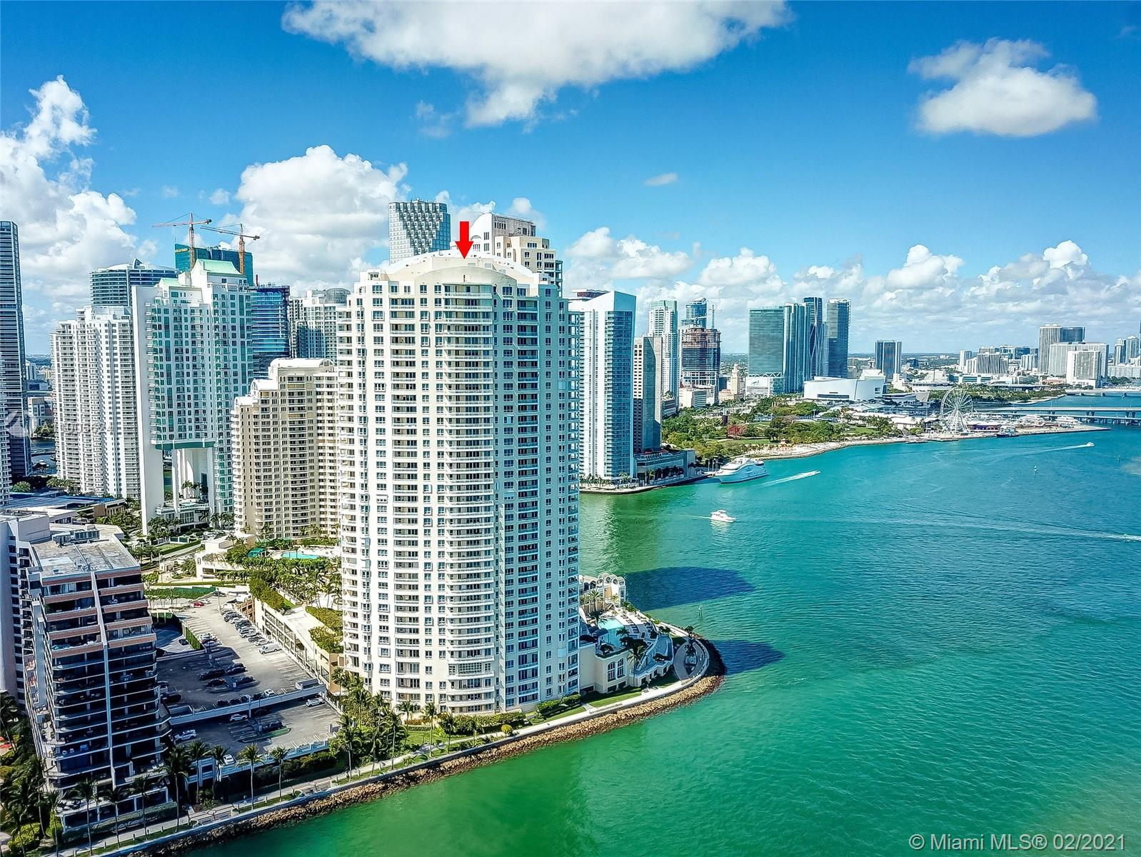 Two Tequesta Point #2103 - 808 Brickell Key Dr #2103, Miami, FL 33131
