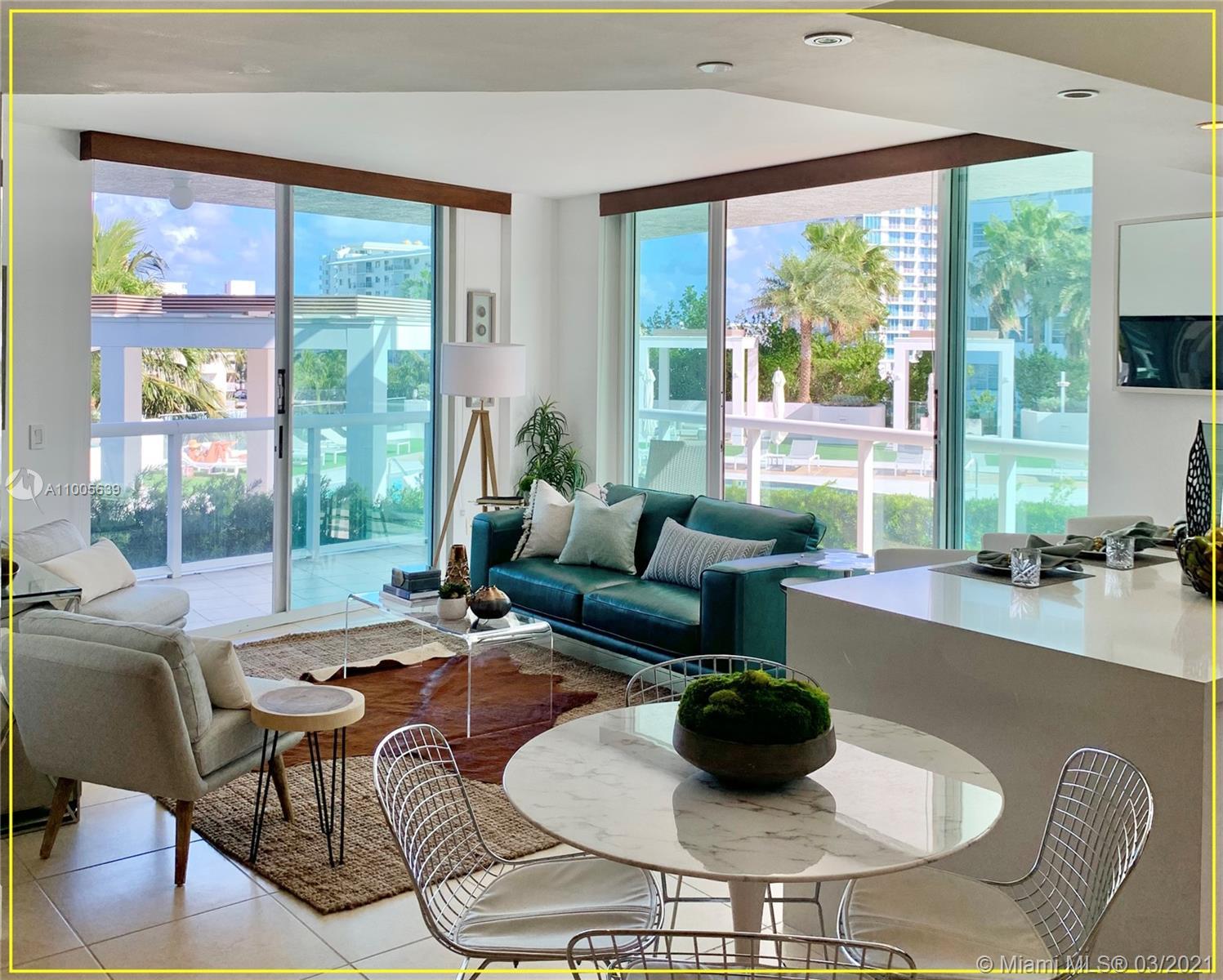 Grand Venetian #405 - 10 Venetian Way #405, Miami Beach, FL 33139