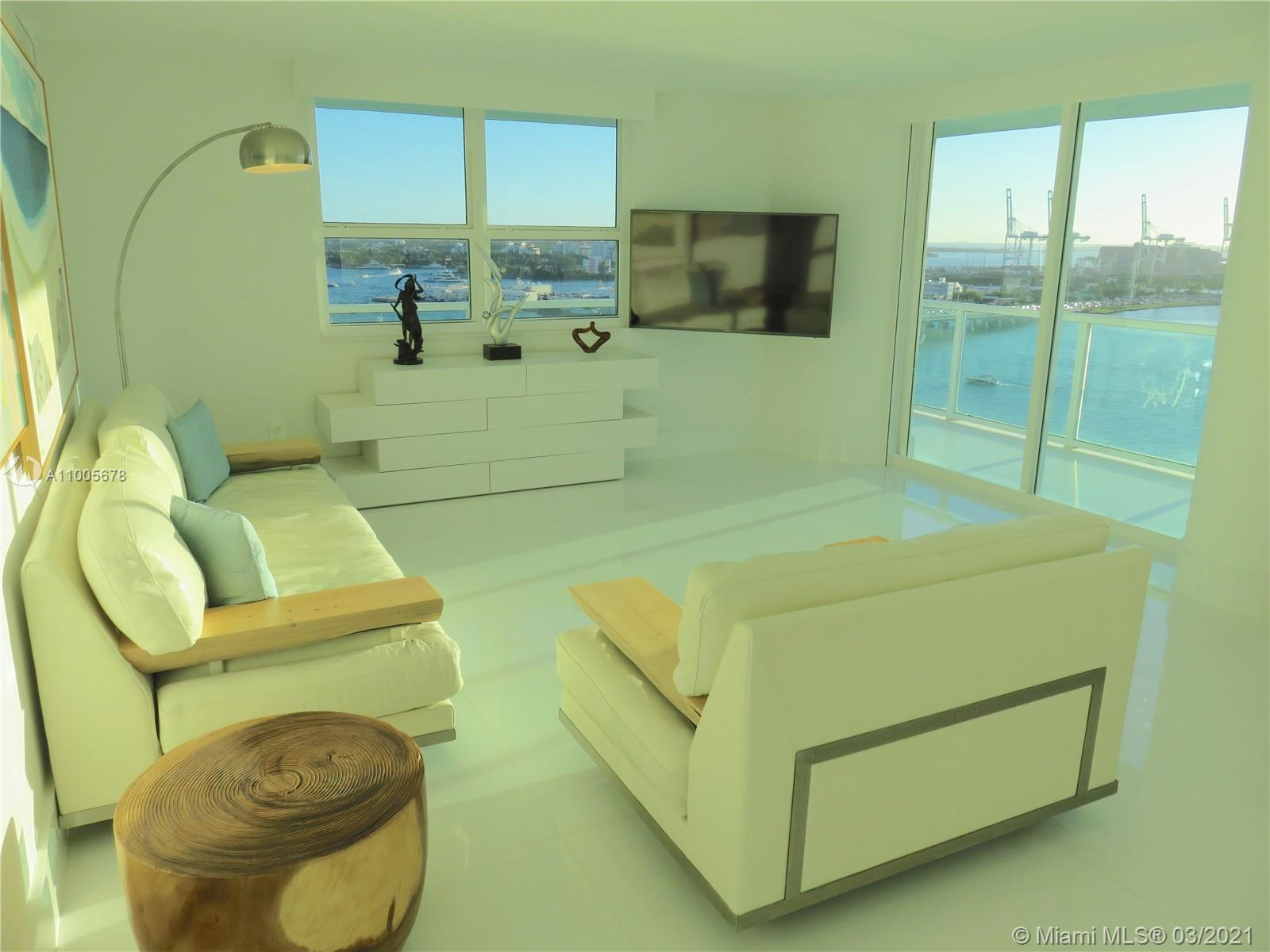 The Floridian #1801 - 650 West Ave #1801, Miami Beach, FL 33139