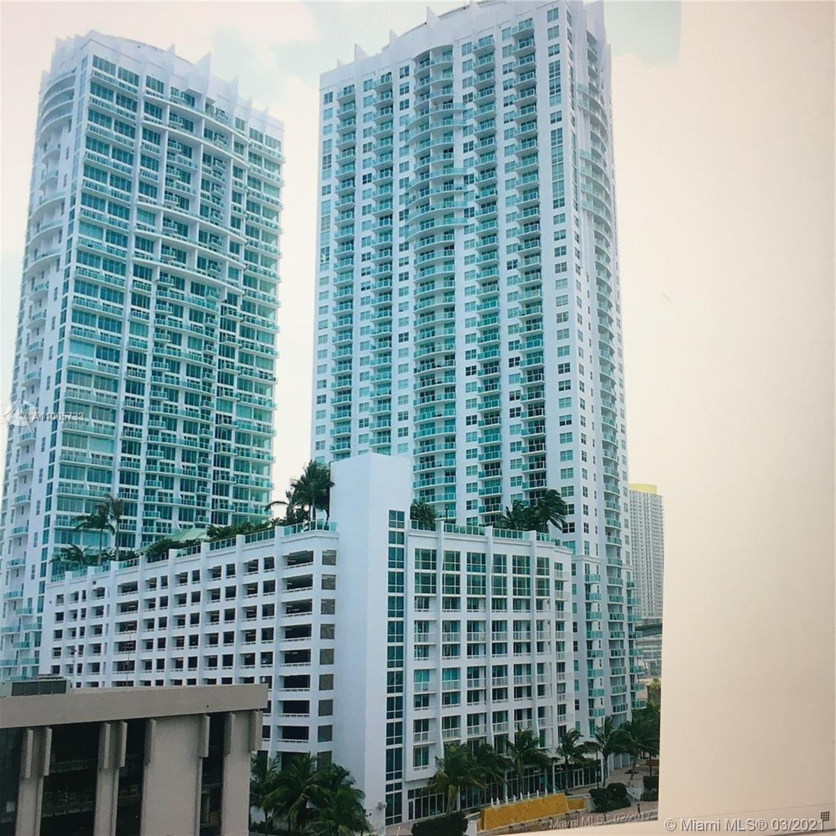 Brickell on the River North Tower #1603 - 31 SE 5th St #1603, Miami, FL 33131