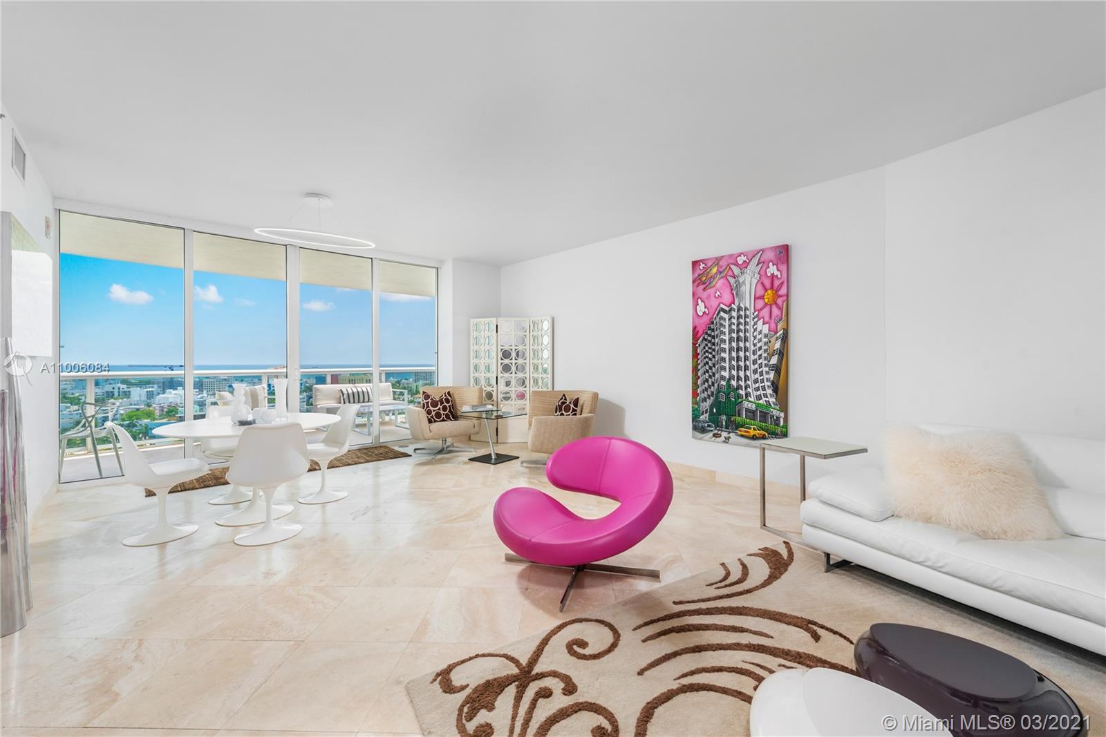 Murano Grande #1711 - 400 Alton Rd #1711, Miami Beach, FL 33139
