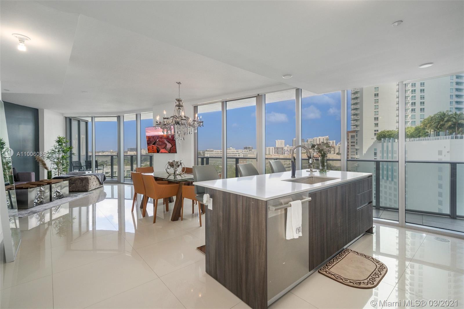 Aria on the Bay #1017 - 488 NE 18th St #1017, Miami, FL 33132
