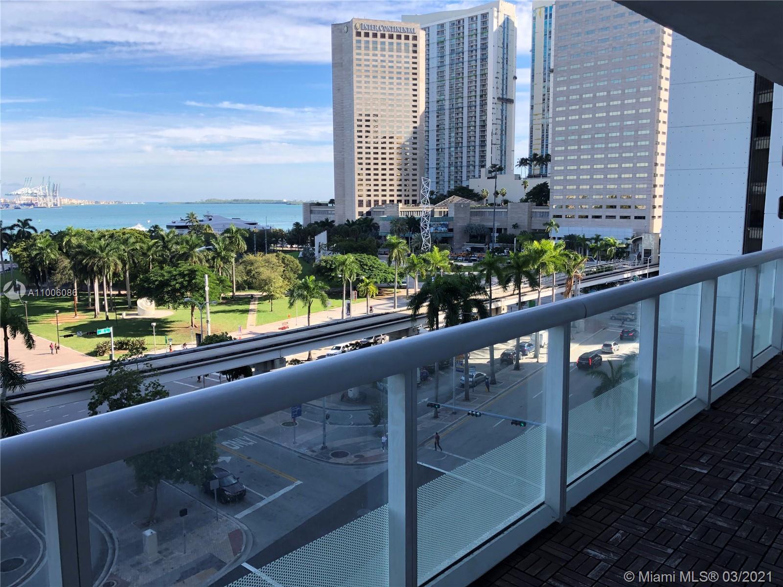 50 Biscayne #712 - 50 Biscayne Blvd #712, Miami, FL 33132