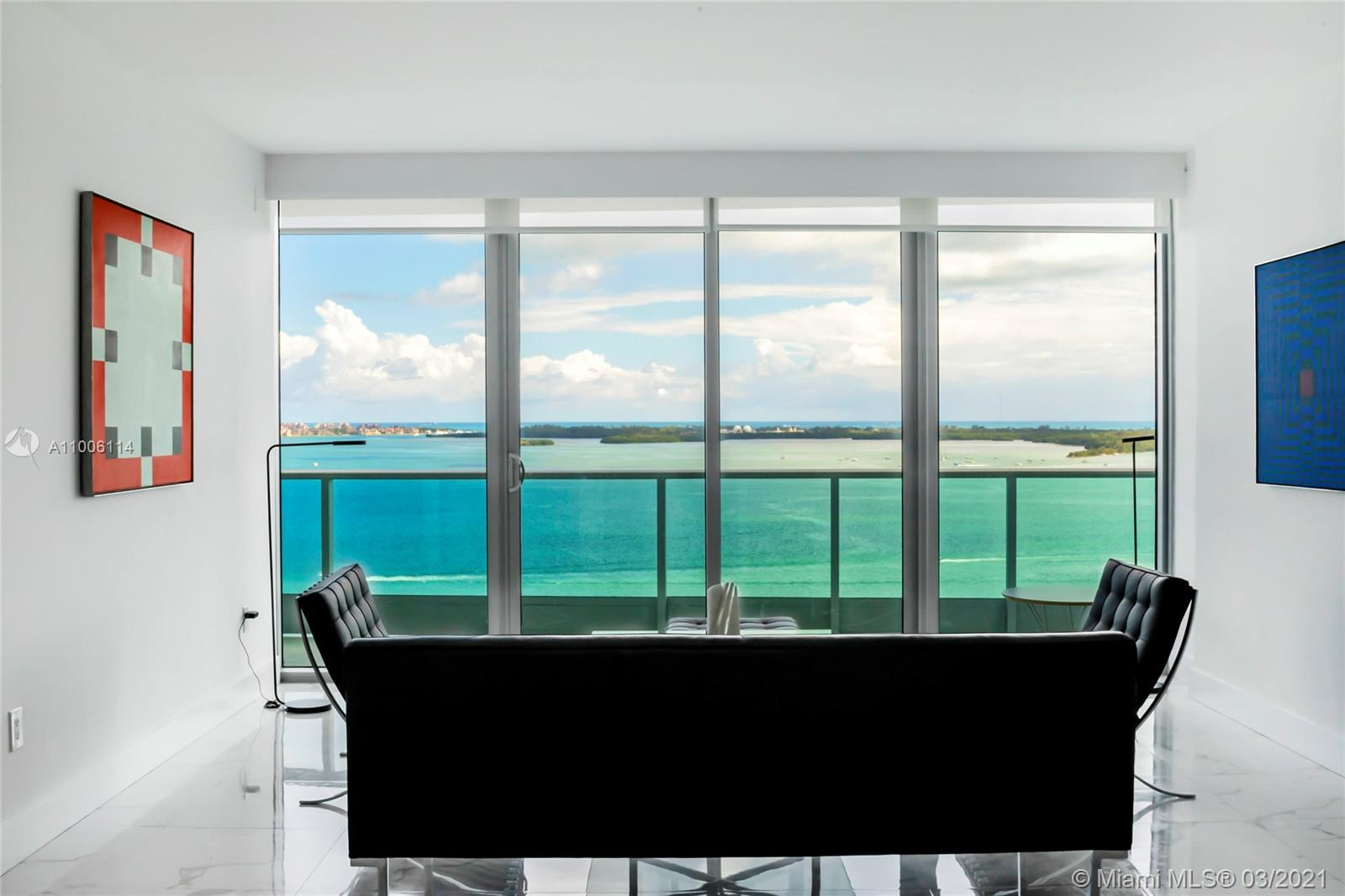 Jade Residences #1909 - 1331 Brickell Bay Dr #1909, Miami, FL 33131
