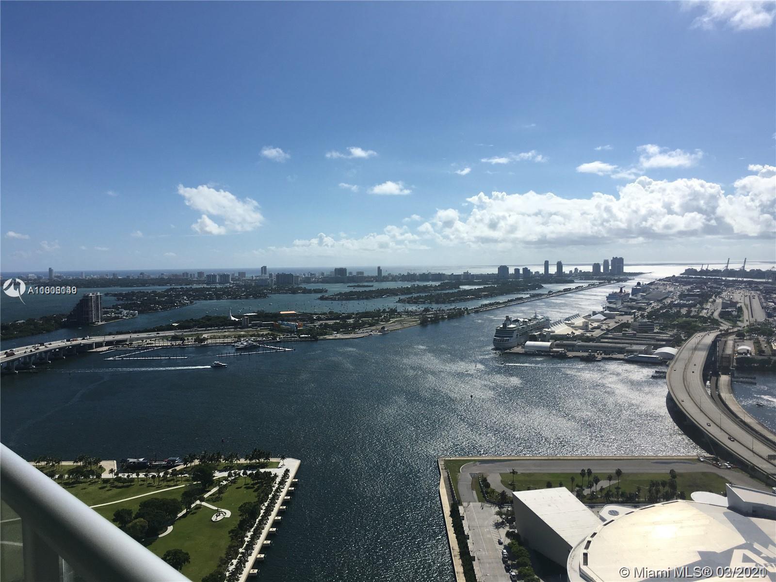 Marina Blue #4607 - 888 Biscayne Blvd #4607, Miami, FL 33132