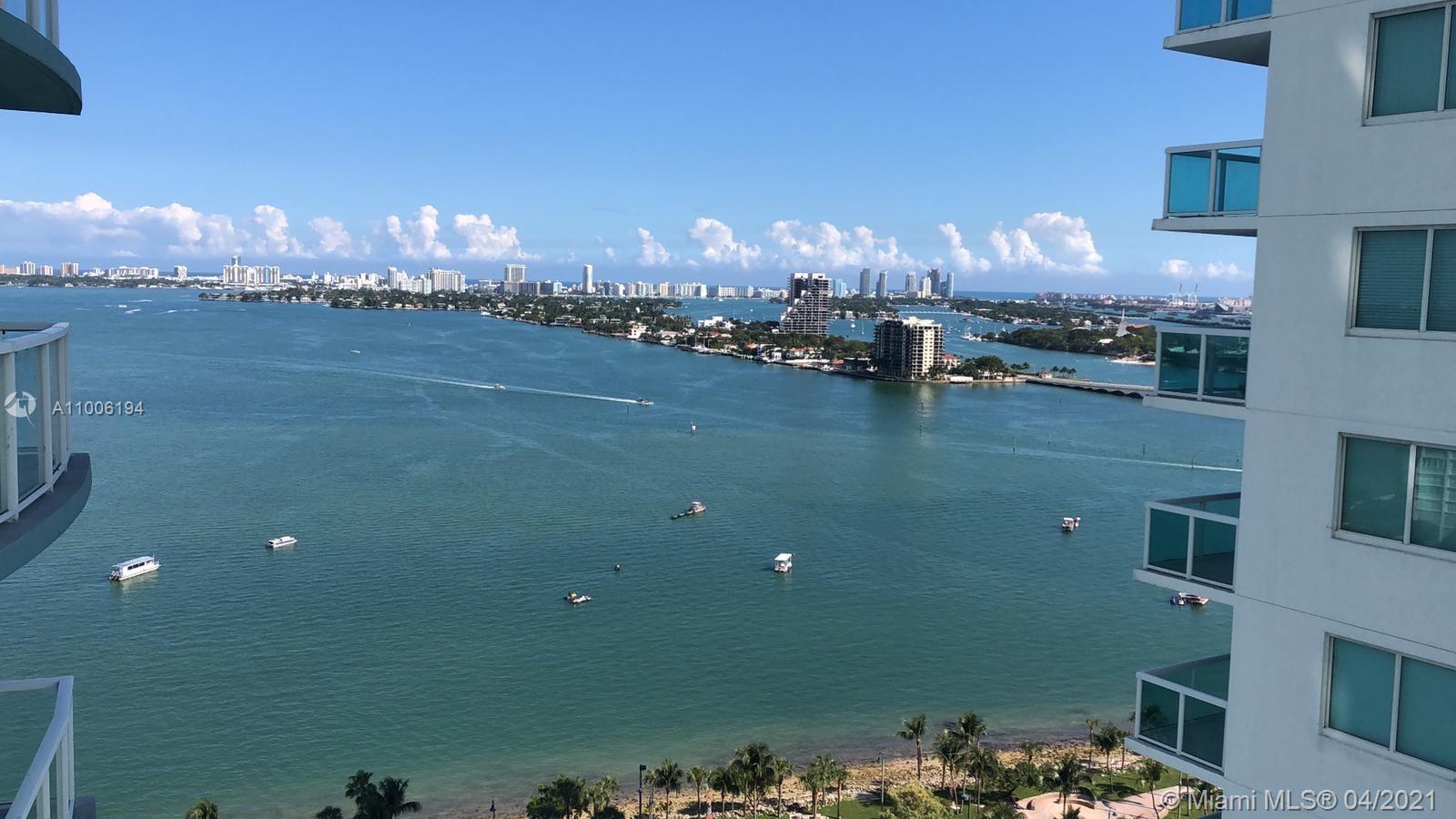 Quantum on the Bay #2103 - 1900 N Bayshore Dr #2103, Miami, FL 33132