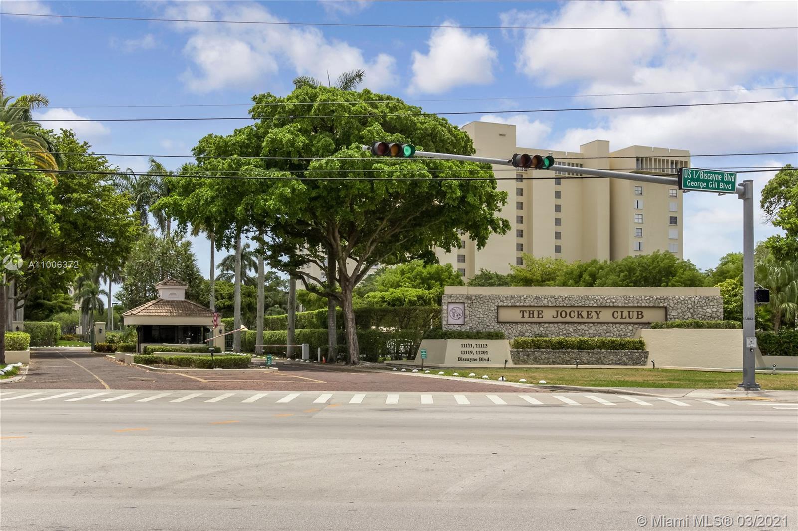 Jockey Club Building II #20D - 11111 Biscayne Blvd #20D, Miami, FL 33181