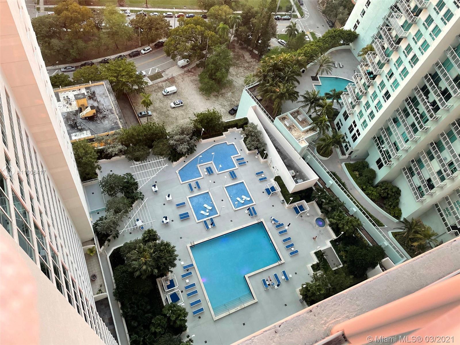 1800 Club #3502 - 1800 N Bayshore Dr #3502, Miami, FL 33132