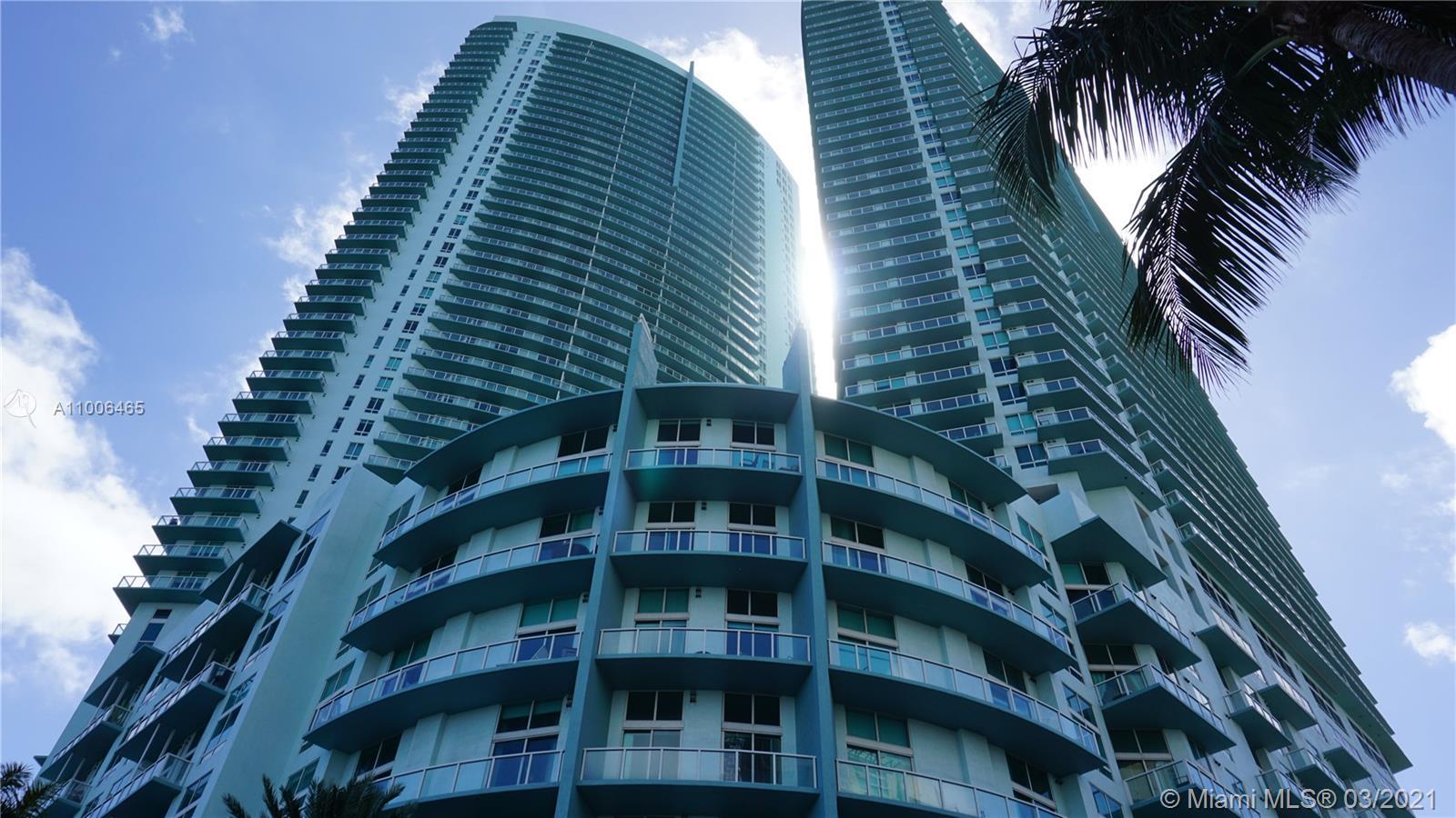 Quantum on the Bay #1417 - 1900 N Bayshore Dr #1417, Miami, FL 33132