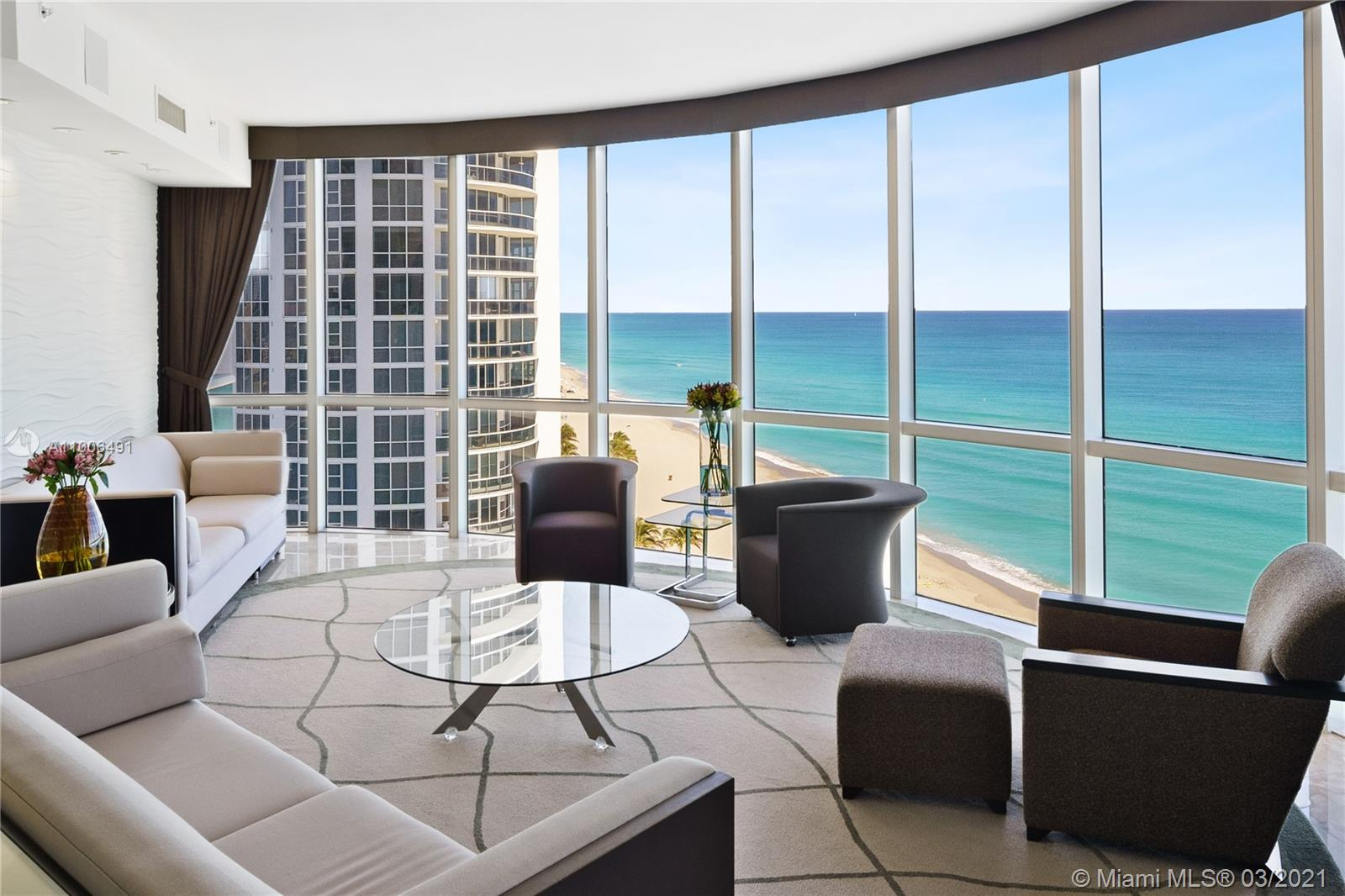 Trump Palace #1509/1507 - 18101 Collins Ave #1509/1507, Sunny Isles Beach, FL 33160