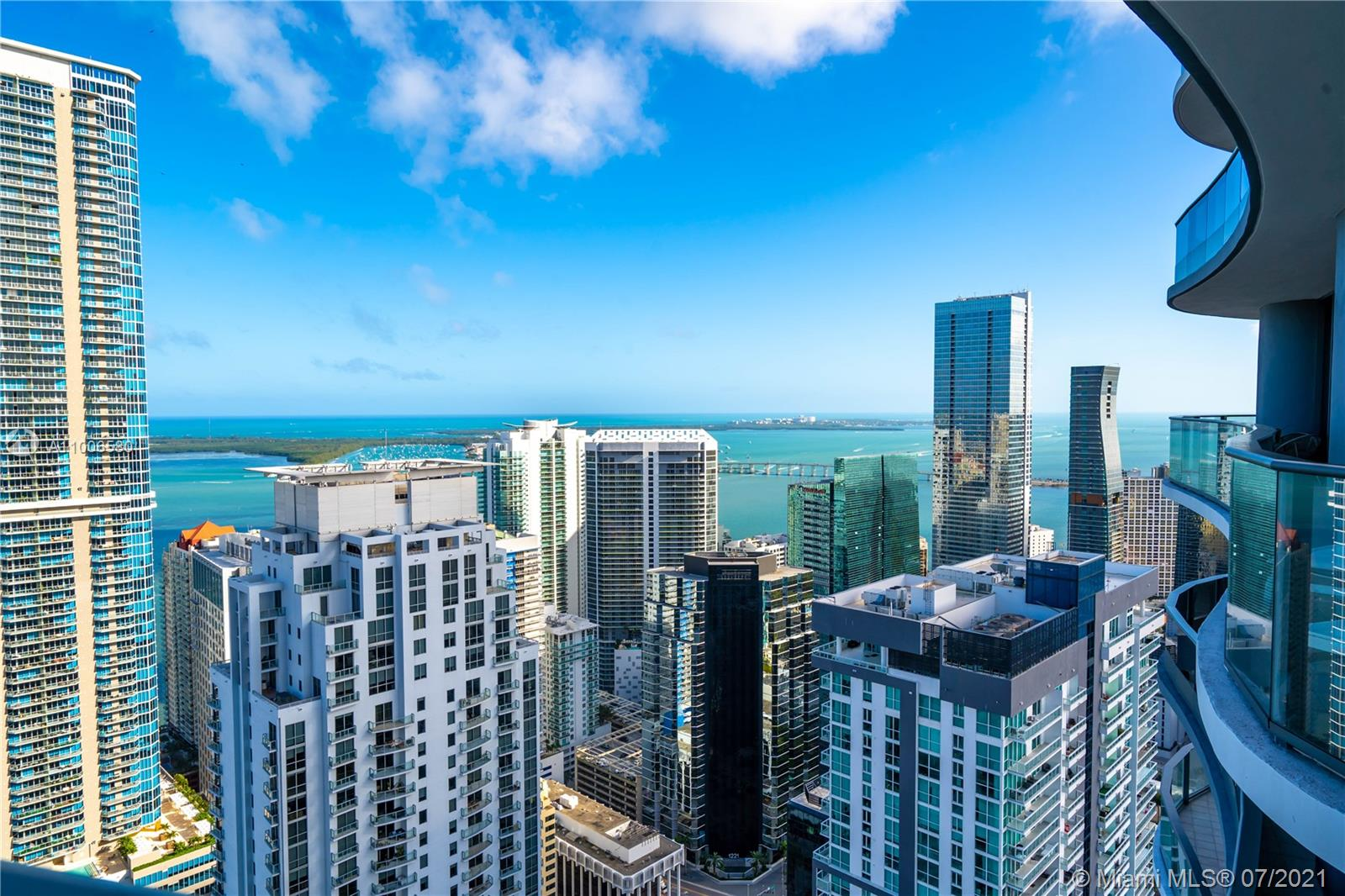 Brickell FlatIron #PH5503 - 1000 Brickell Plz #PH5503, Miami, FL 33131