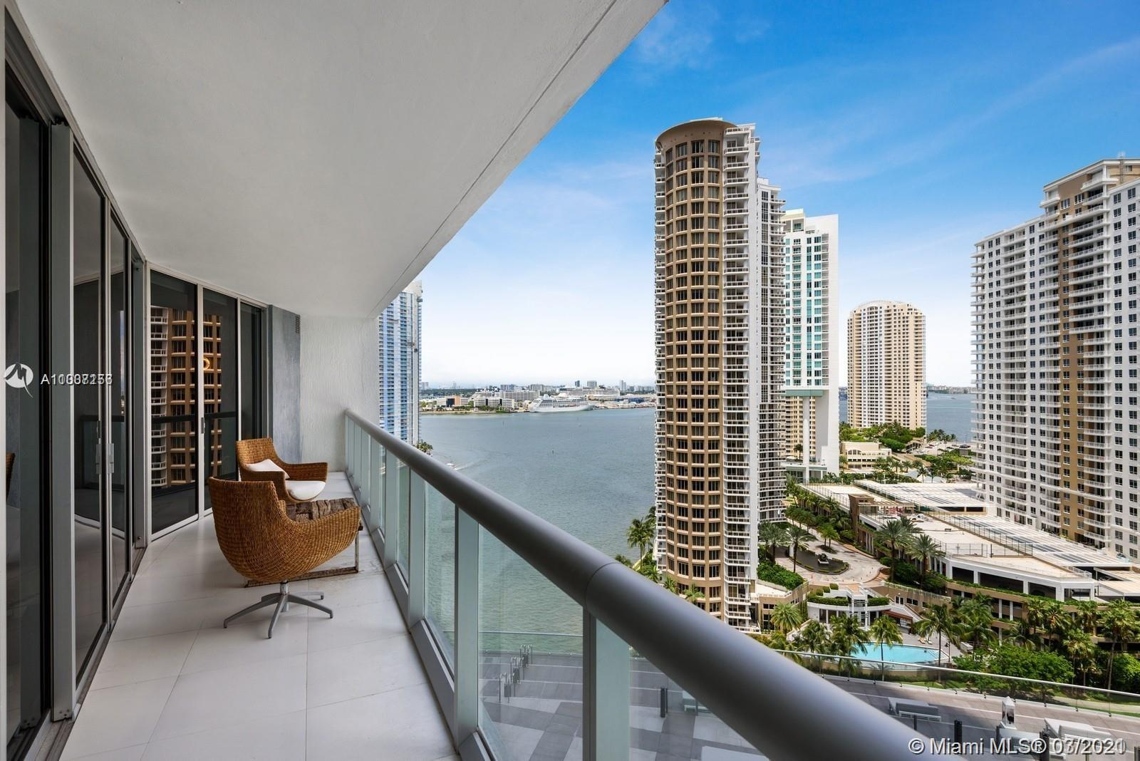 Icon Brickell 1 #1805 - 465 Brickell Ave #1805, Miami, FL 33131