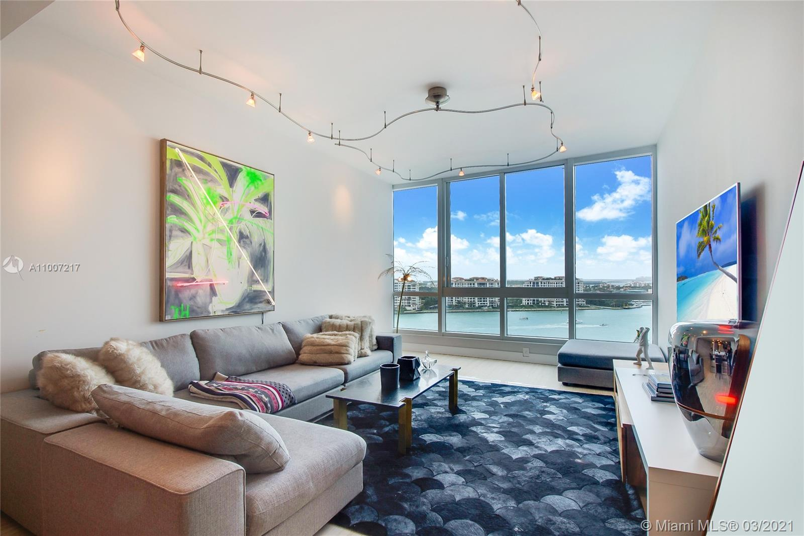 Continuum South #1403 - 100 S Pointe Dr #1403, Miami Beach, FL 33139