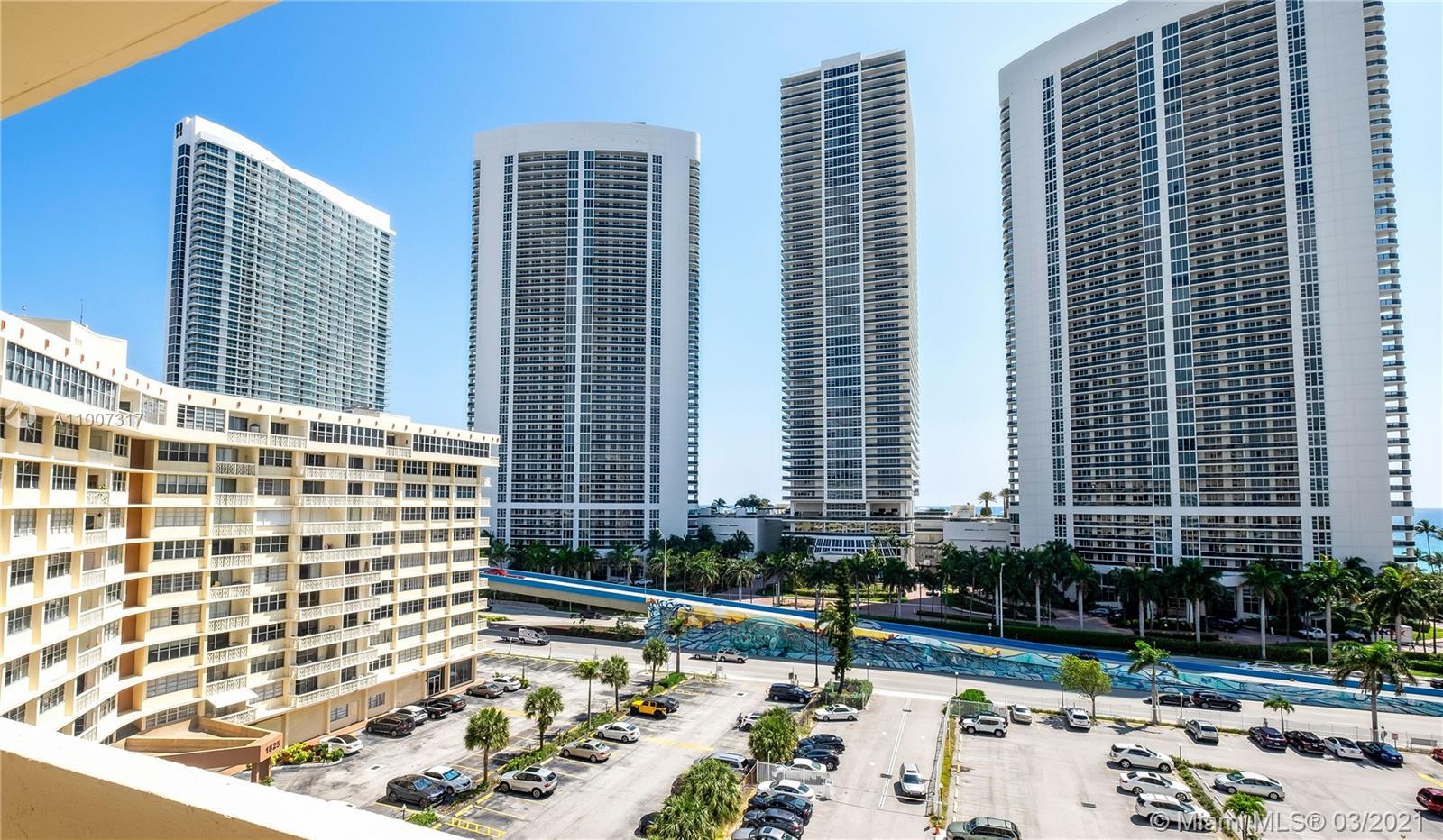 Plaza North Tower #901 - 1833 S Ocean Dr #901, Hallandale Beach, FL 33009